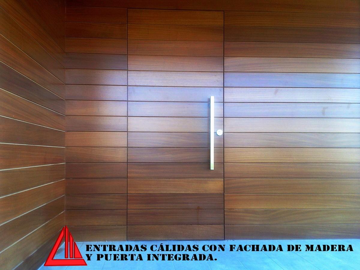 Puertas exterior modernas metal with modelos de puertas - Puertas entrada exterior ...