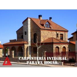 Reforma general de carpintería de madera y carpintería mixta, puertas y ventanas 1