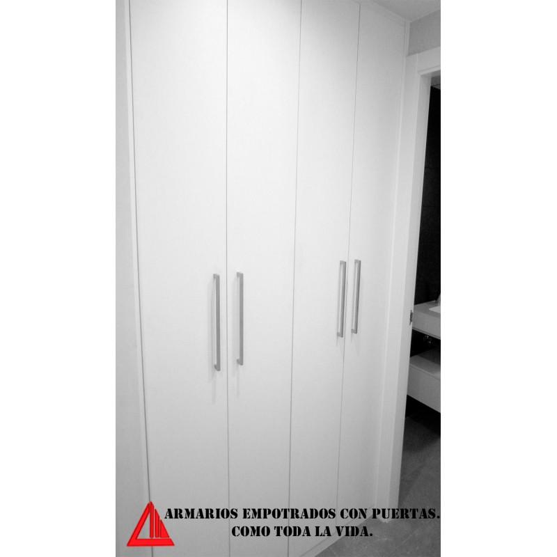 Armario empotrado con puertas abatibles - Puertas abatibles armario empotrado ...