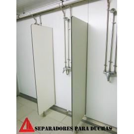 Cabinas sanitarias fenolicas duchas