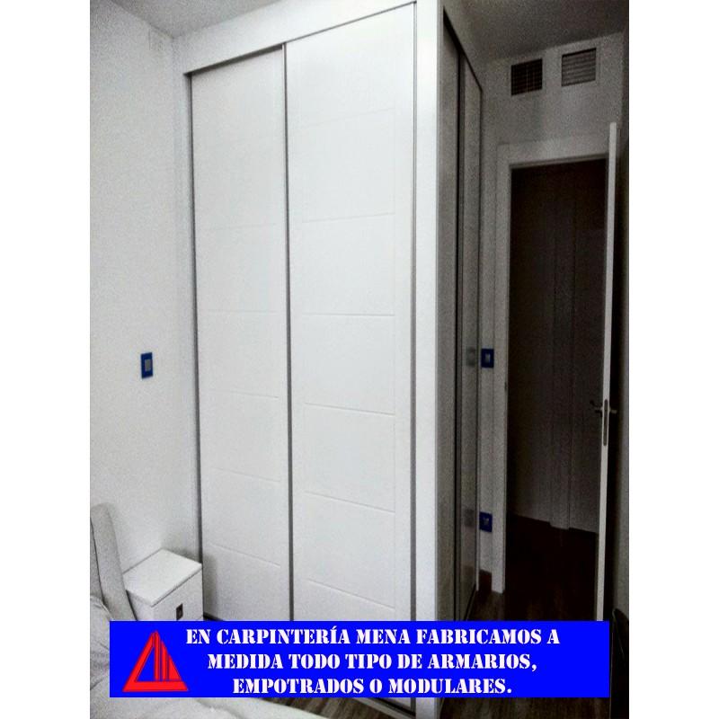 Armario Empotrado Puertas Correderas Ikea : Armarios empotrados puertas correderas awesome armario