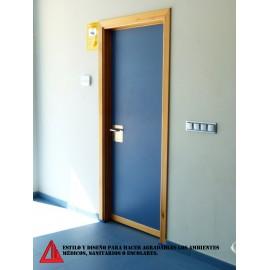 Puertas para clínicas
